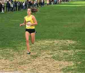 Maddy Kopec led RBC to the Non-Public A state title