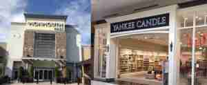 Yankee Candle Monmouth Mall Closing
