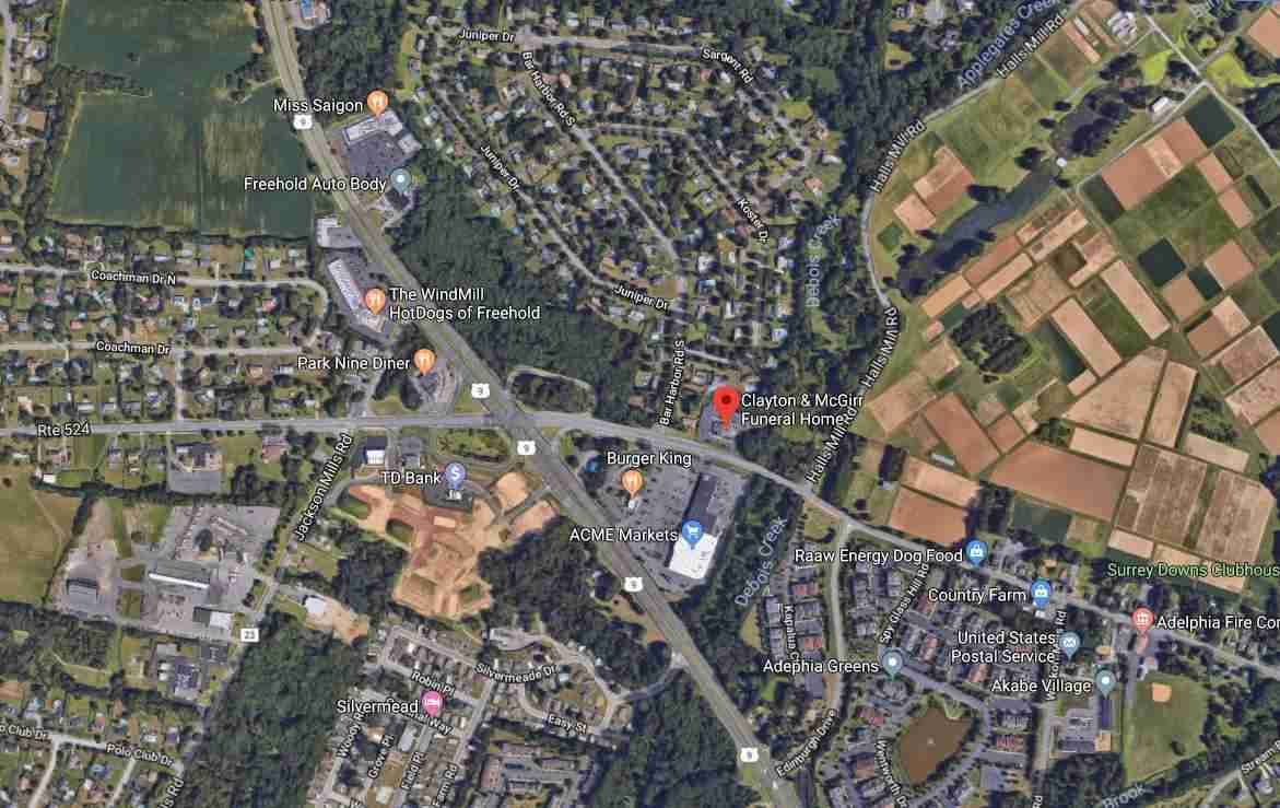 Traffic Alert In Freehold The Journal Publications
