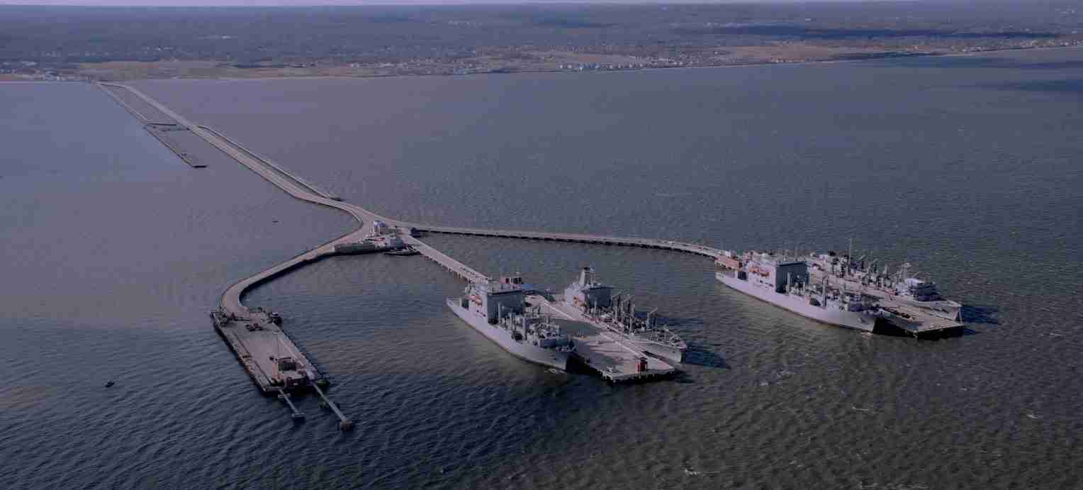 Naval Weapons Station Earle 2019