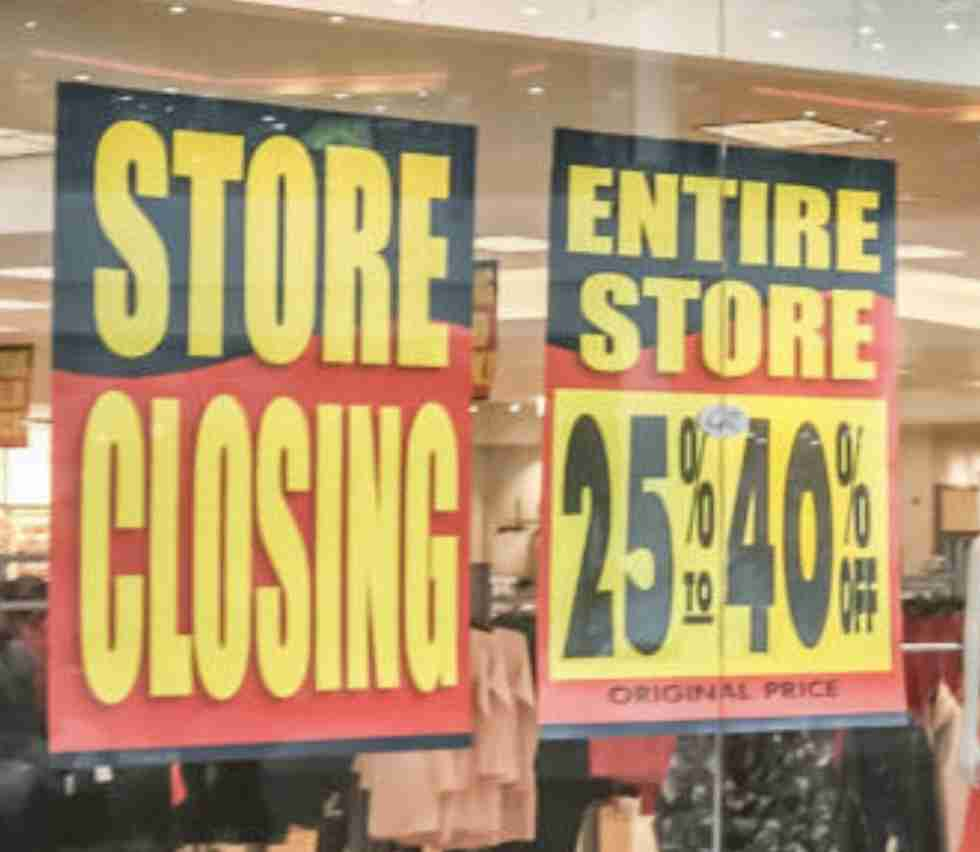 Charlotte Russe Eatontown Monmouth Mall Closing