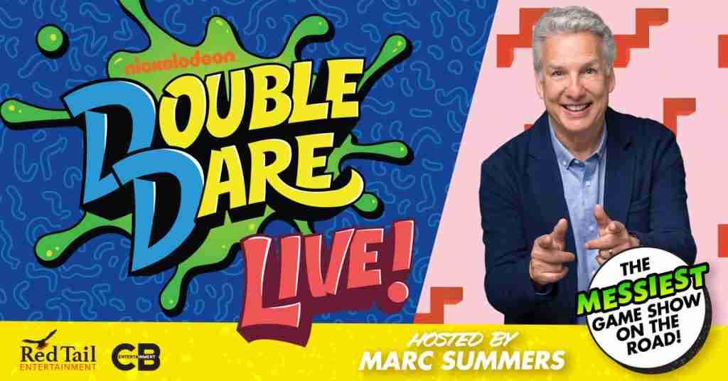 Double Dare Live Red Bank Slime Time Nickelodeon