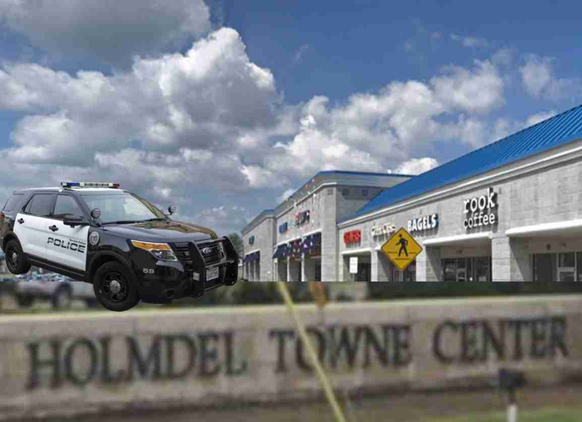 Holmdel town center evacuated