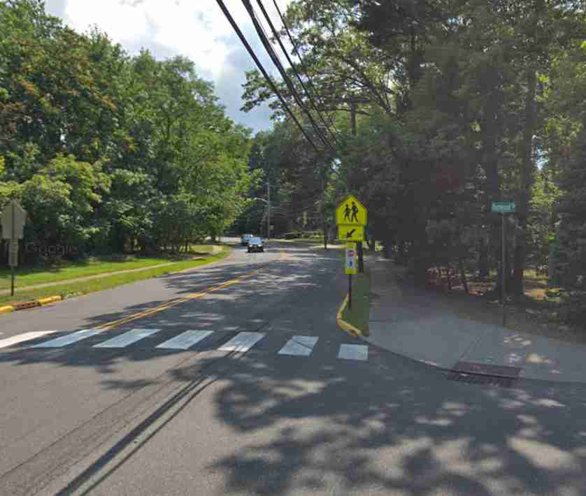 Kenwood New monmouth middletown road closure