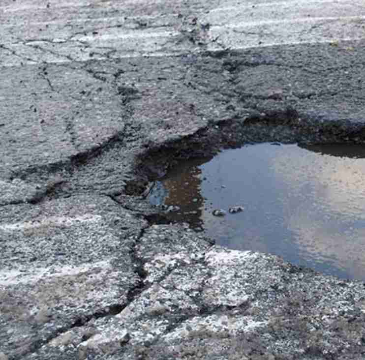 Monmouth County Potholes