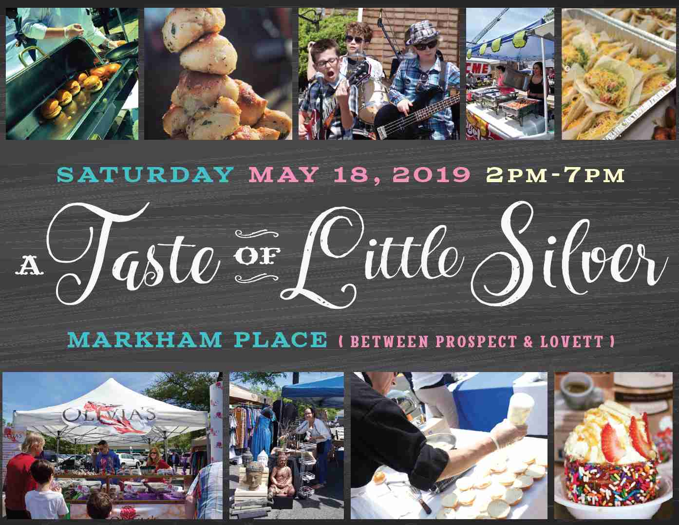 Taste of little silver may 2019