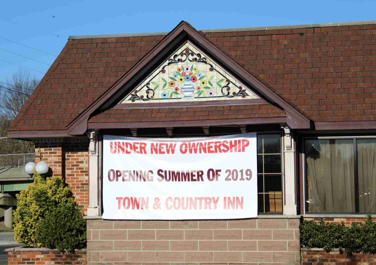 Town & country inn 2019 new opening