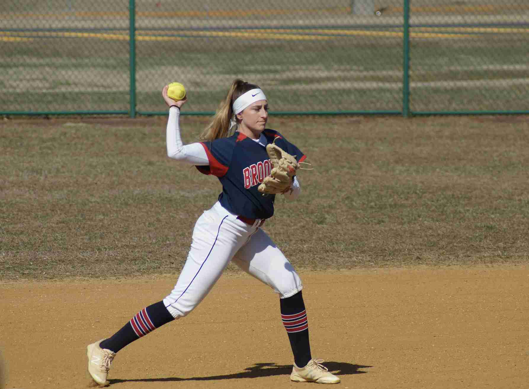 Brookdale Softball lincroft nj 2019