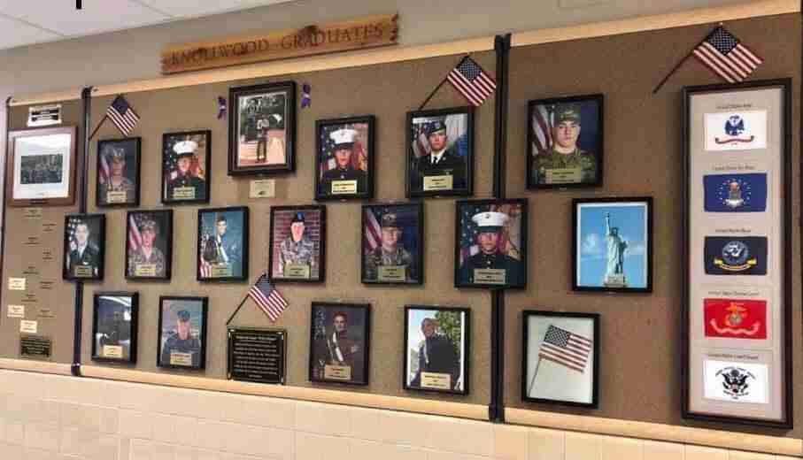 Fair Haven Wall of Honor Knollwood School
