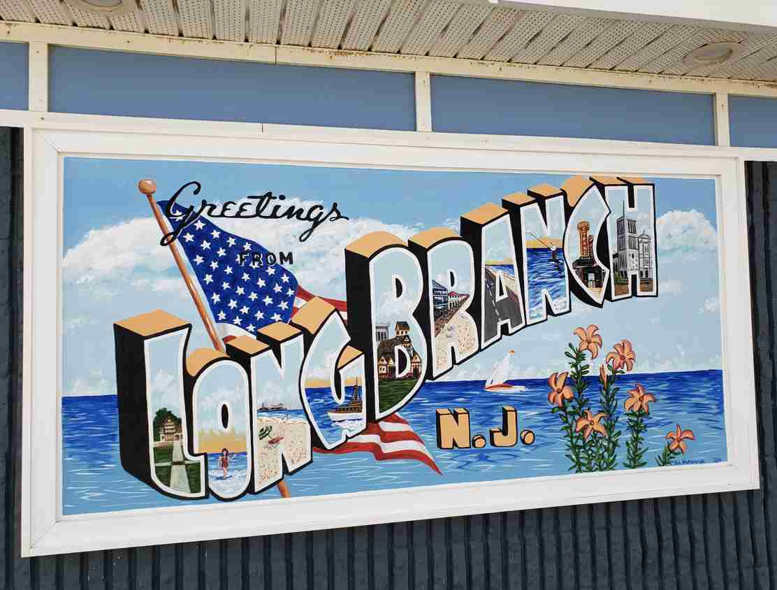 long branch new jersey sign