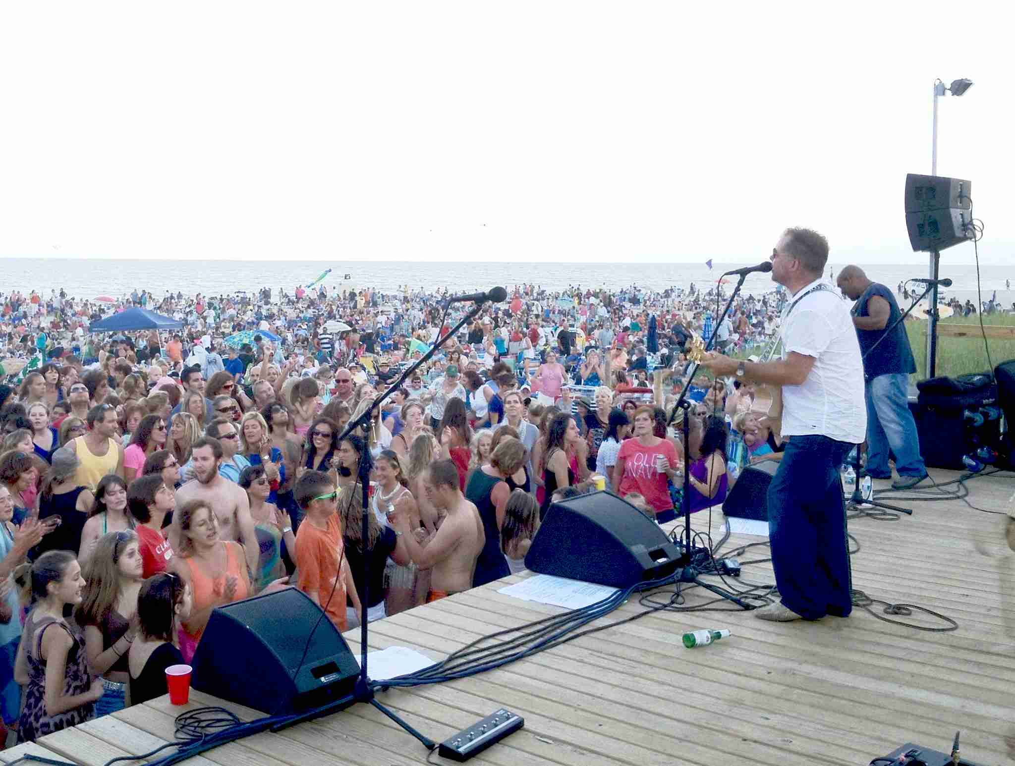 sandy hook summer concerts