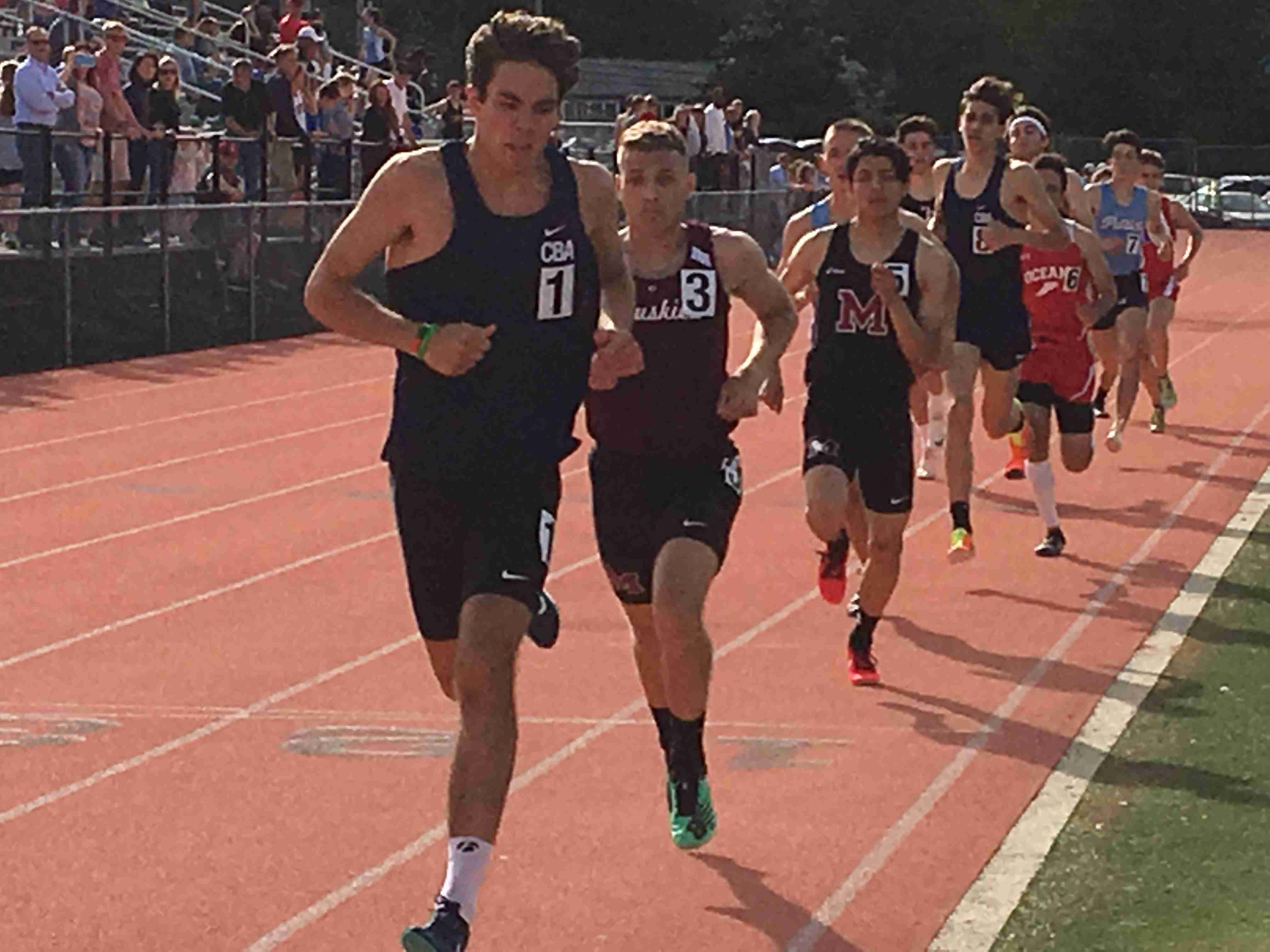Christian brothers academy track 2019
