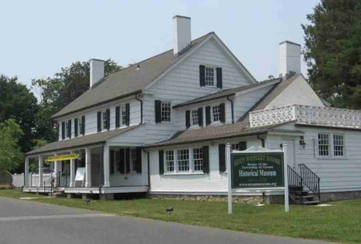Eden Woolley House and Township of Ocean Museum nj
