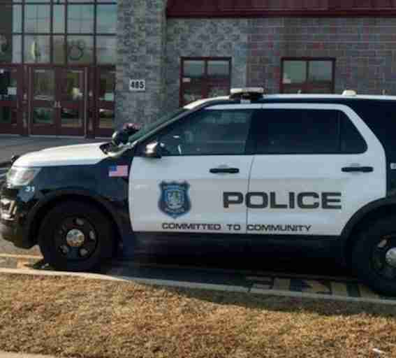 Howell Police Department Dies Motor vehicle accident