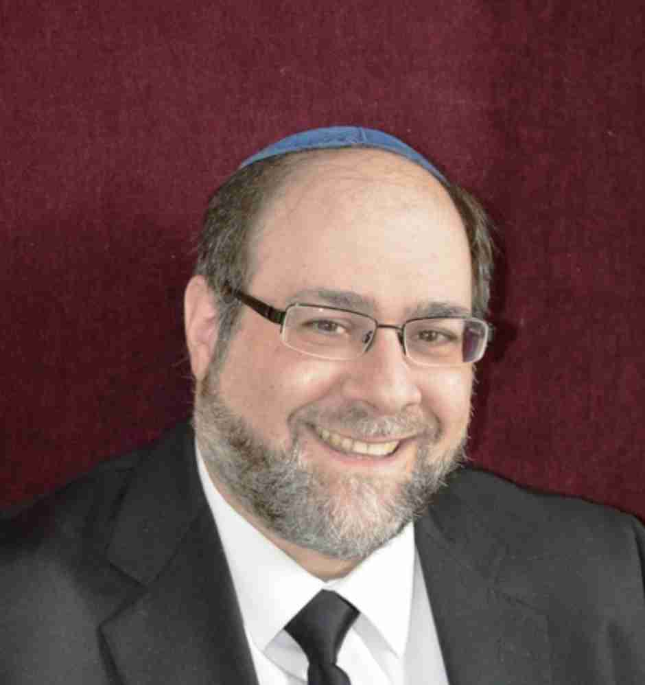 Rabbi Dov Goldberg cbi rumson