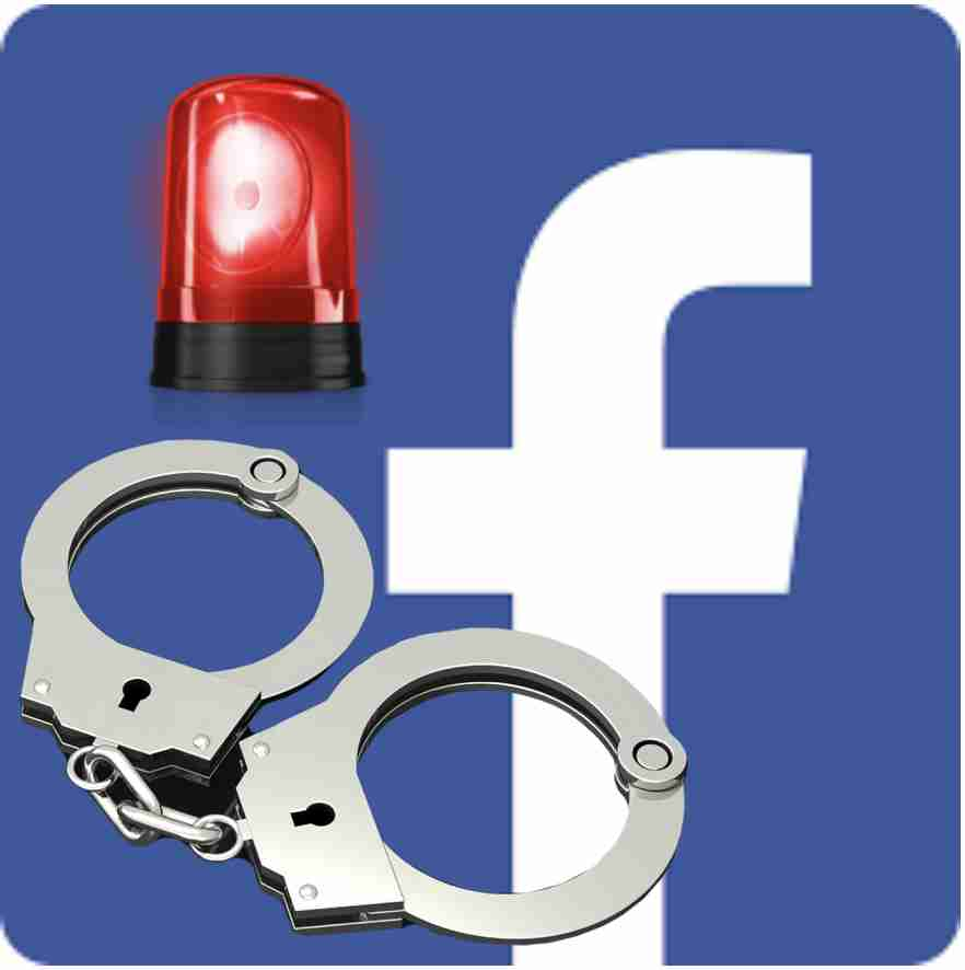 neptune police officer facebook identity fake arrest