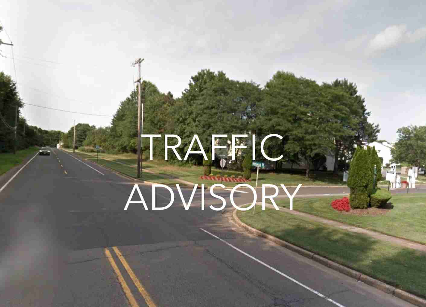 PALMER AVE MIDDLETOWN TRAFFIC JULY 15 ROADWORK
