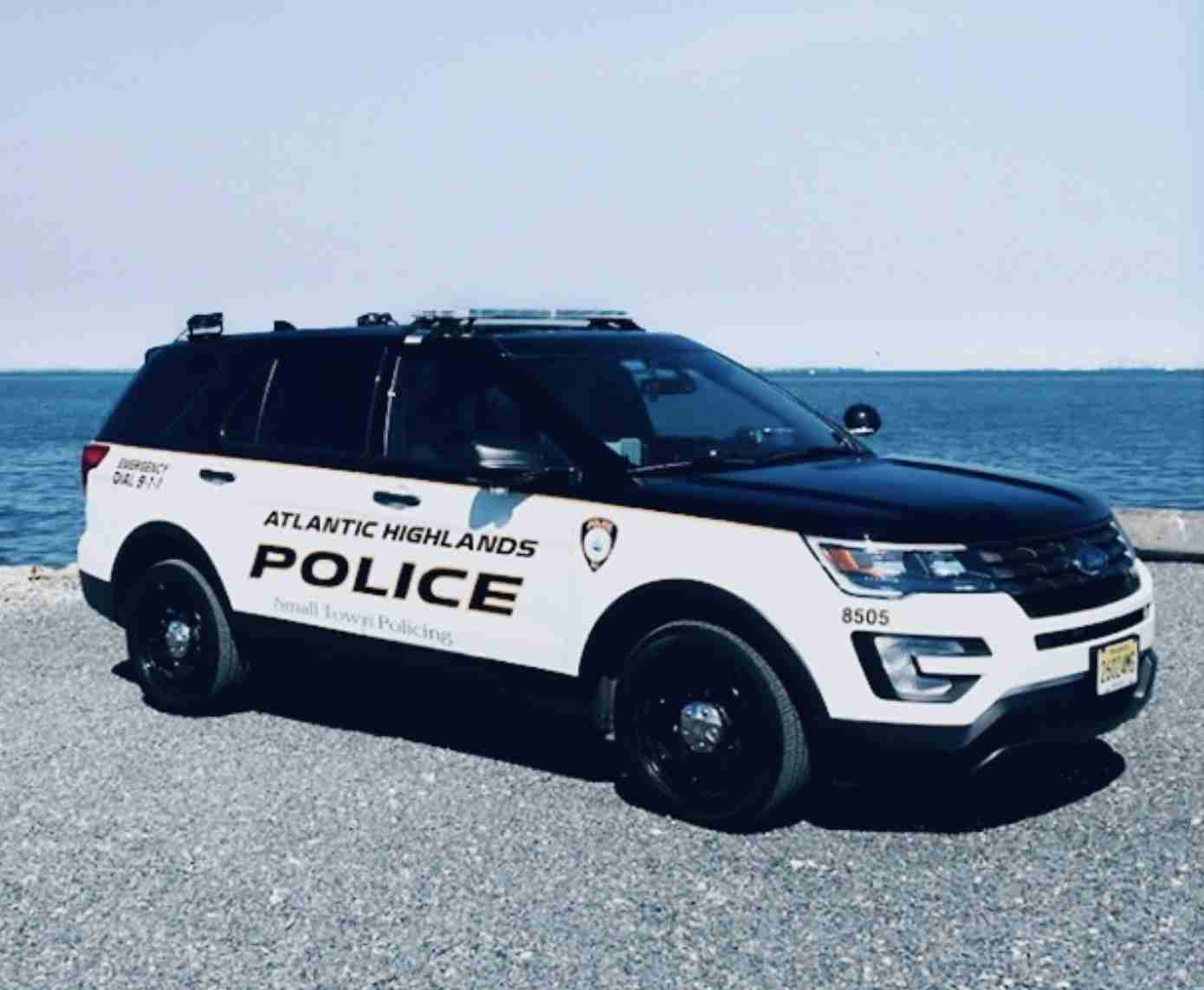 atlantic highlands police department
