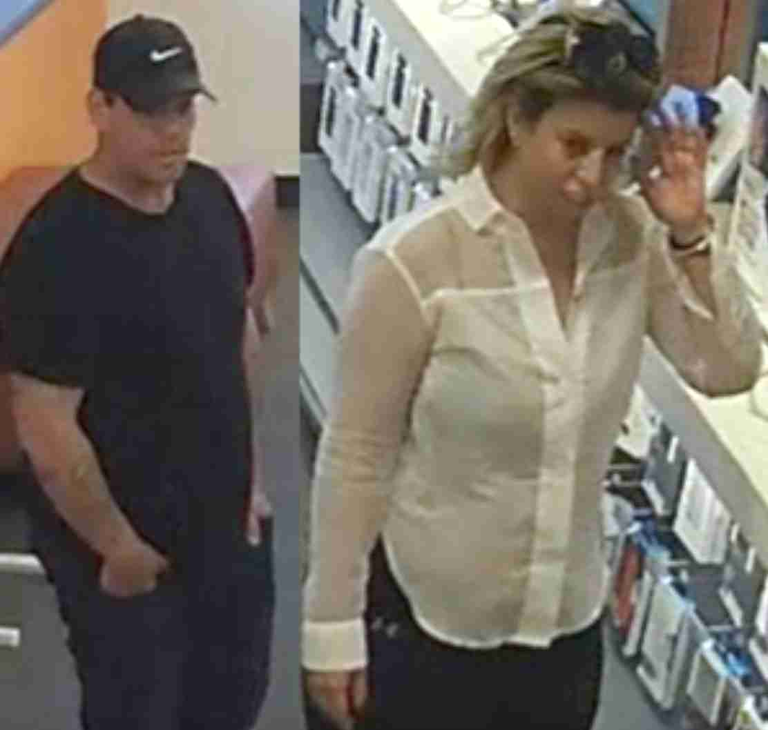 Wall Township police persons looking interest