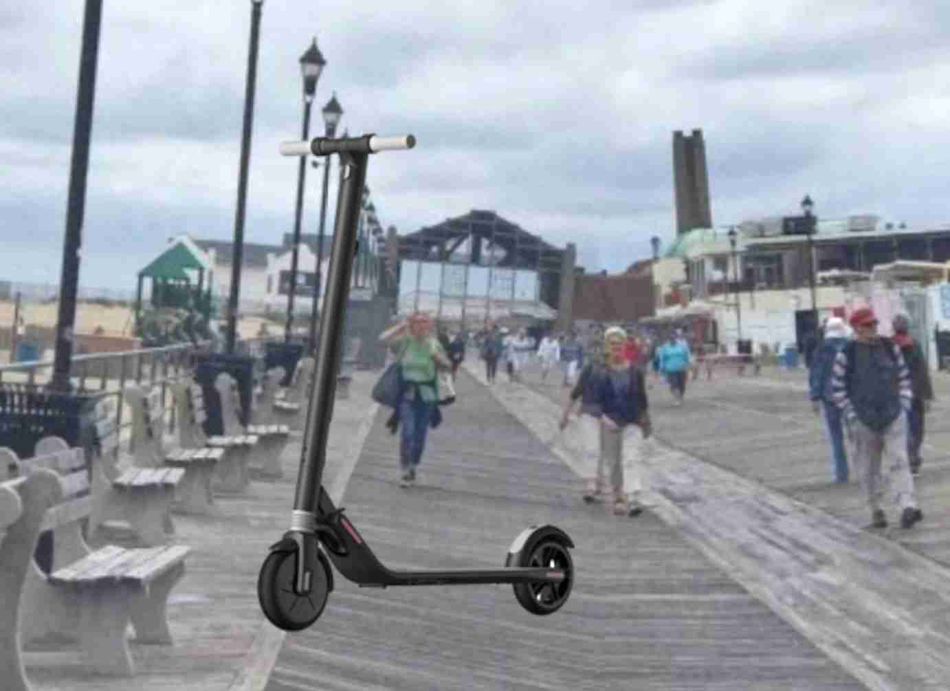 asbury park electric scooters