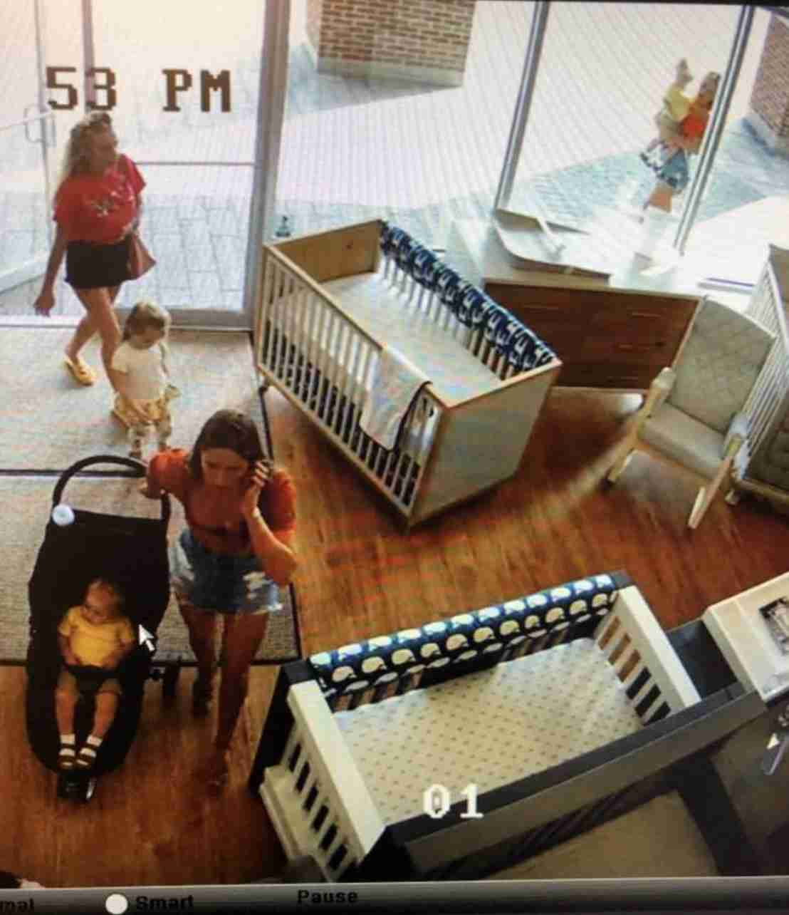 bambi baby middletown stroller thief august 2019