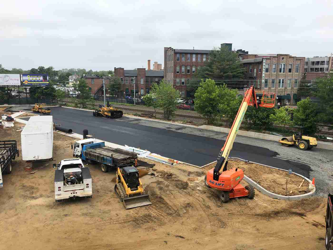 sickles red bank construction