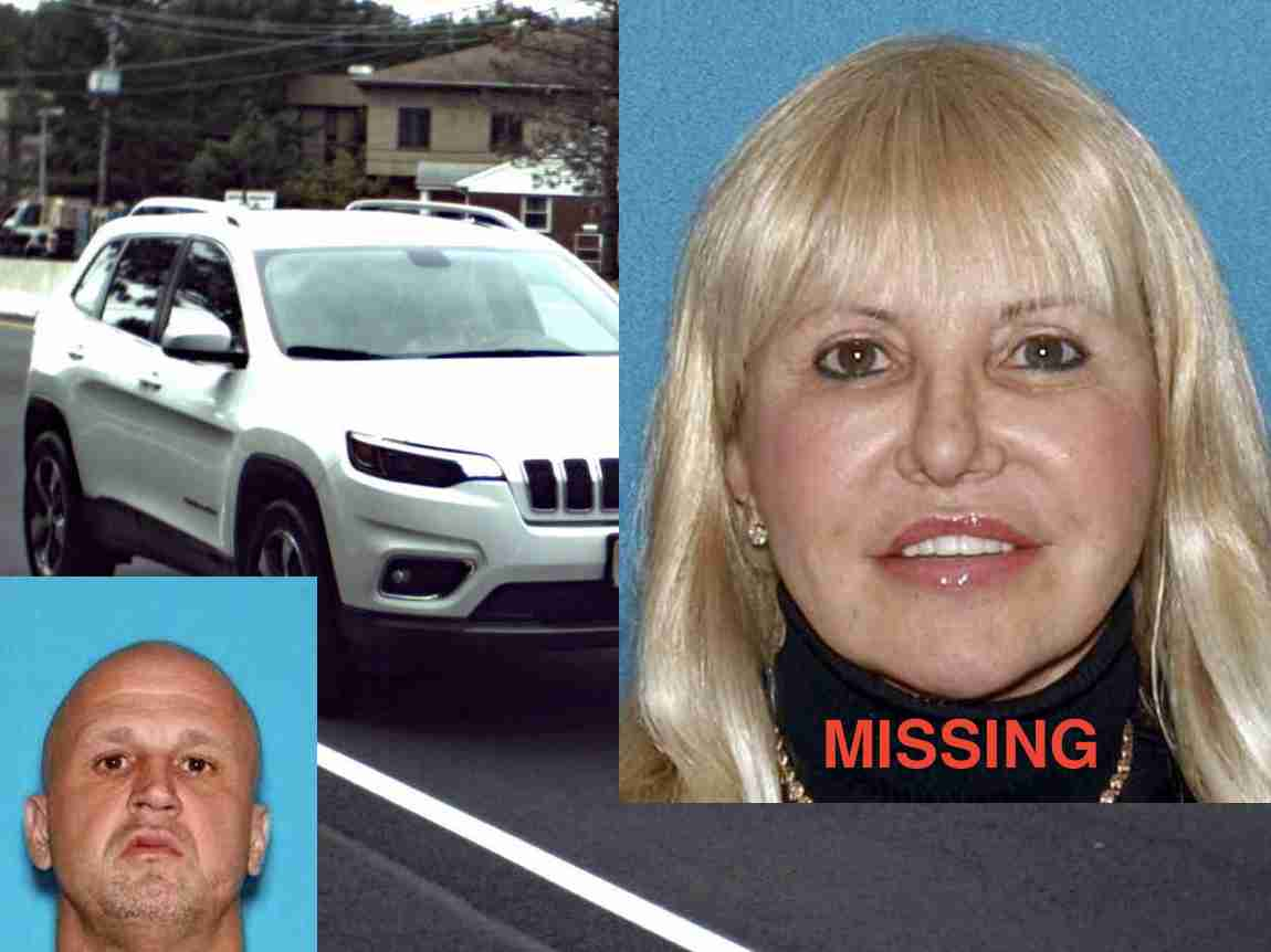 Jacquelin Terrulli jeep missing OCEAN TOWNSHIP NJ