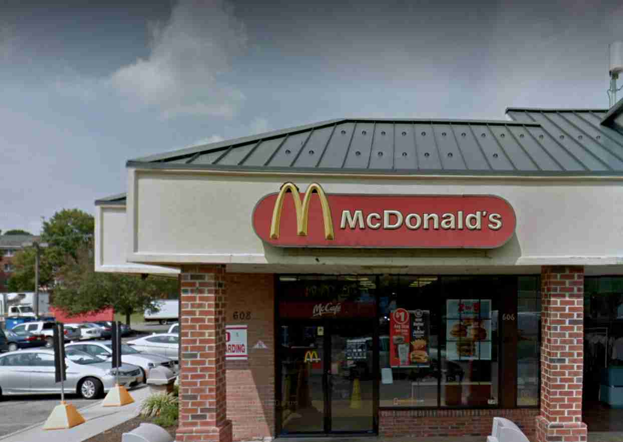 McDonald's of Lincroft closes middletown nj