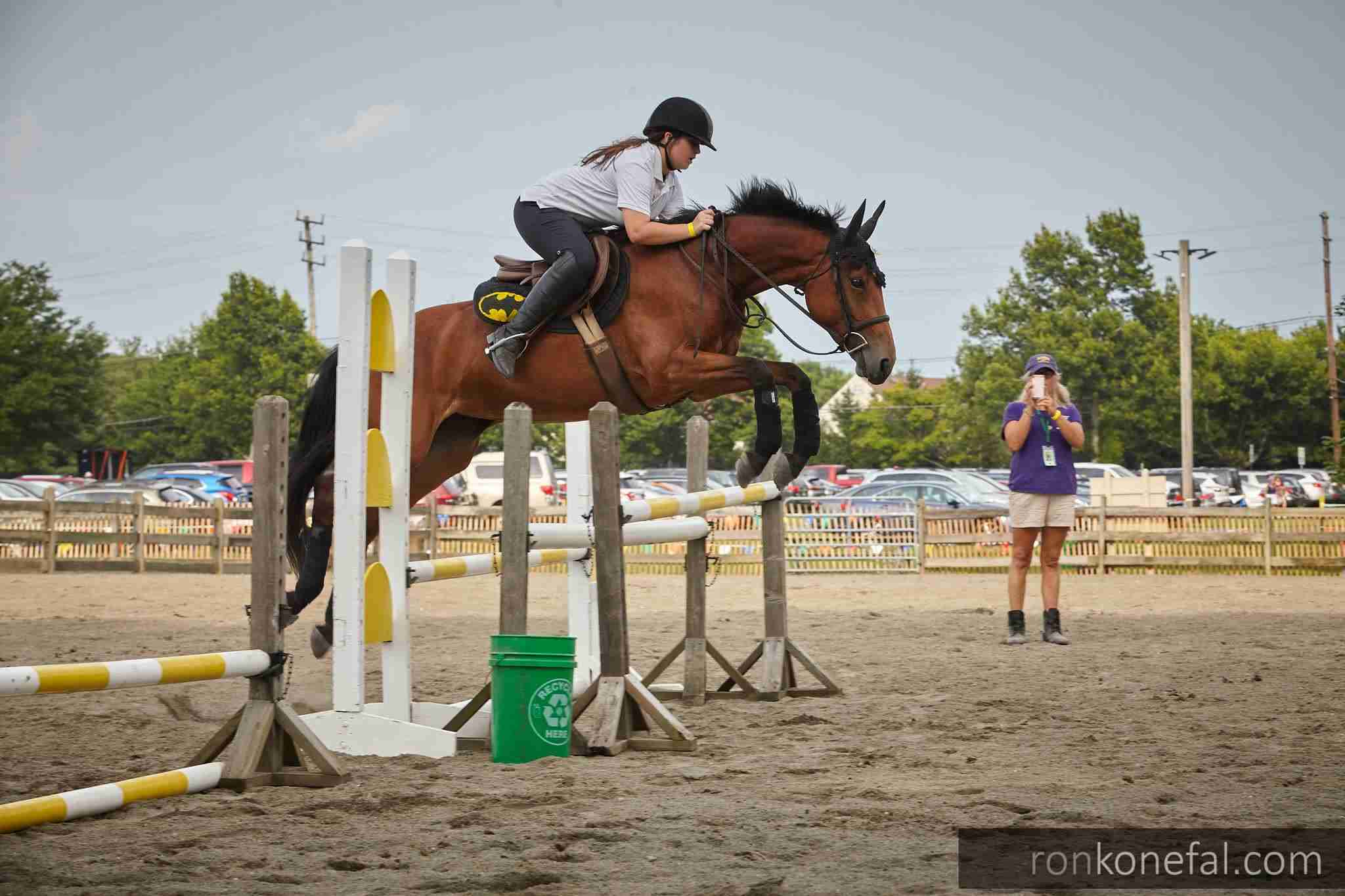 Olive Scaff horse 4h monmouth county nj 2