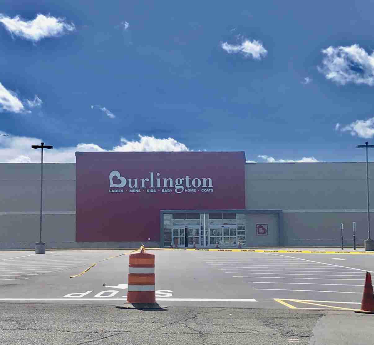 burlington coat factor hazlet towne center new jersey open