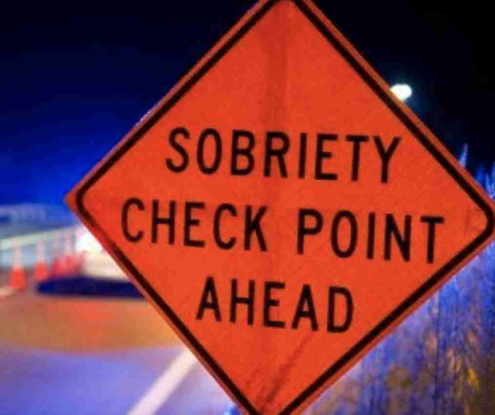 dwi checkpoint monmouth county nj