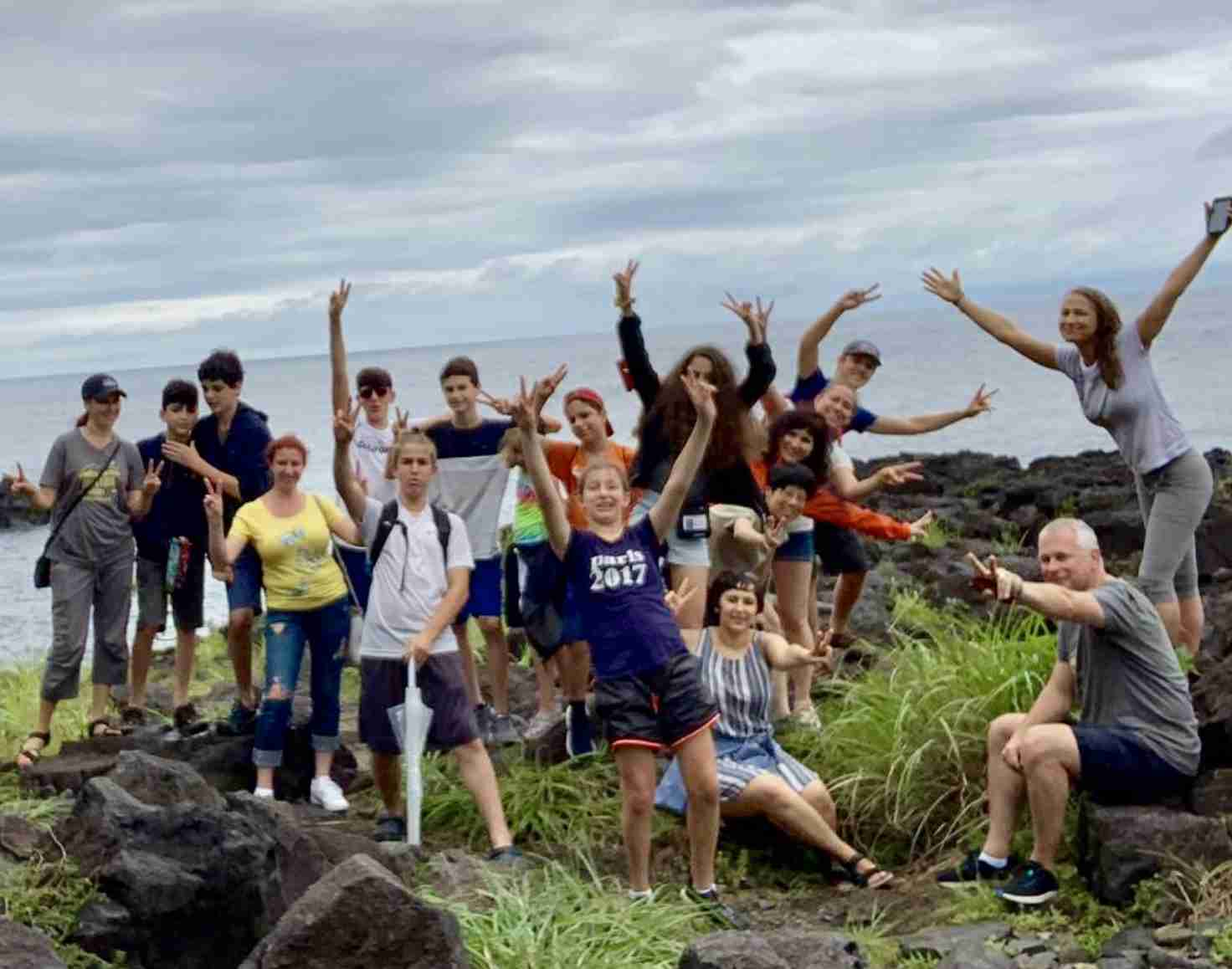 holmdel students travel to japan 2019