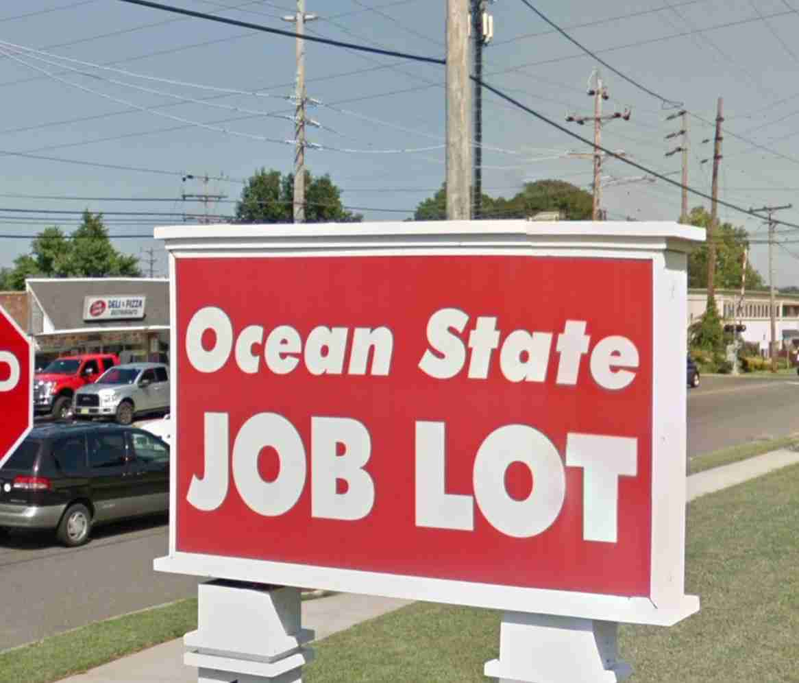 ocean state job lot closing shrewsbury