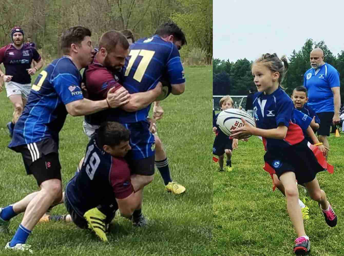 Rugby Gaining Popularity And Participation In Monmouth County The Journal Publications