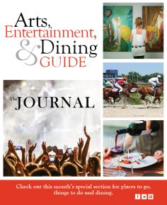 Arts Entertainment and Dinging Guide June